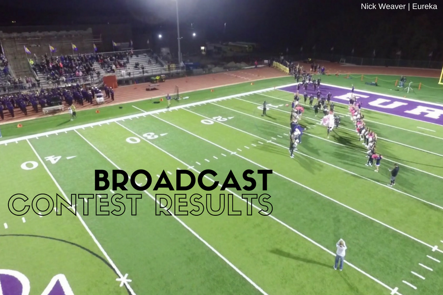 2017 Broadcast Contest Results
