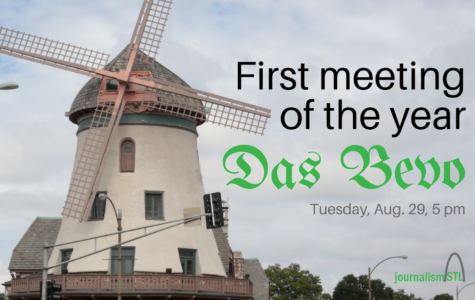 The first jSTL meeting of 2017-2018 is Tuesday, August 29 at 5 pm at Das Bevo (formerly known as Bevo Mill).