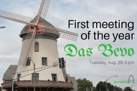 First meeting: Rosalita's Des Peres