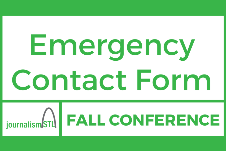 Conference Emergency Contact Form