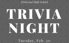 Trivia Night: Tuesday, Feb. 20