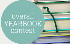 Overall yearbook contest now open