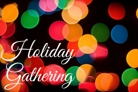 Holiday gathering 2019 - RESCHEDULED FOR 12/16/19
