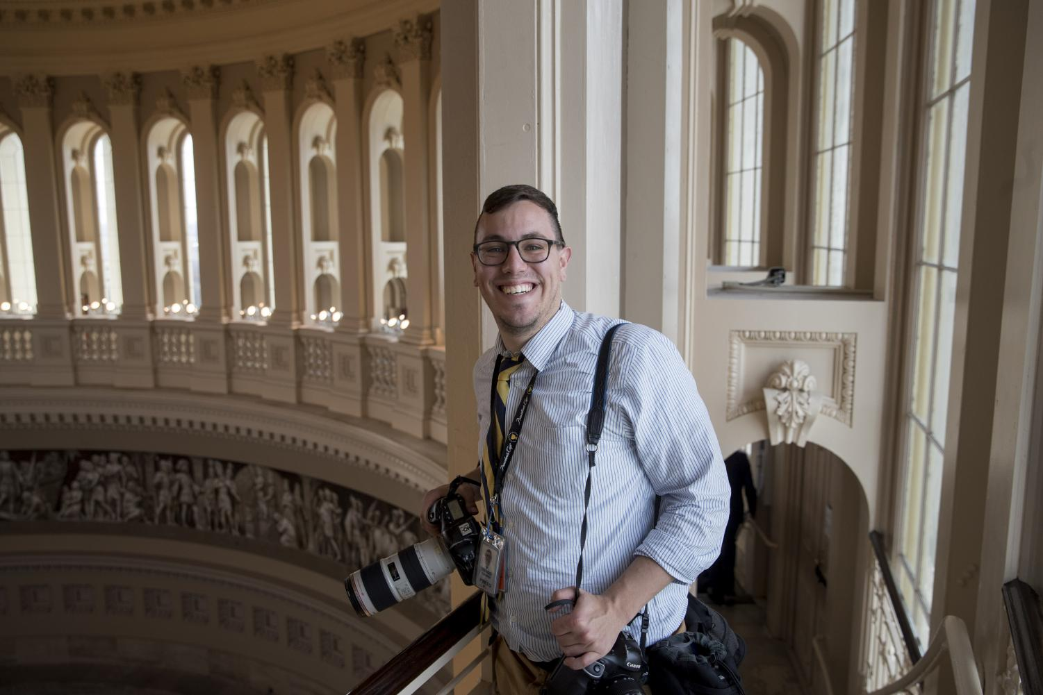 DC-based photojournalist selected as 2020 spring conference keynote speaker